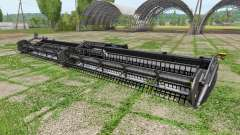 New Holland SuperFlex Draper 45FT v2.0 для Farming Simulator 2017