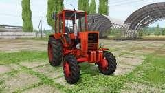 МТЗ 82 Беларус v1.2 для Farming Simulator 2017