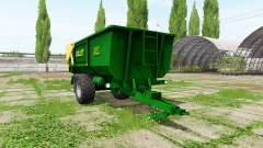 ZDT NS 8 для Farming Simulator 2017