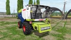 CLAAS Lexion 770 blue для Farming Simulator 2017