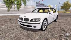 BMW 760Li (E65) для Farming Simulator 2013