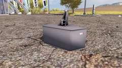 Weight MX для Farming Simulator 2013