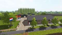 Holland landscape для Farming Simulator 2017