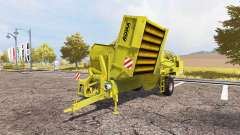 ROPA Keiler I для Farming Simulator 2013