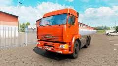 КамАЗ 6460 v2.0 для Euro Truck Simulator 2