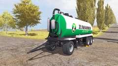 Zunhammer manure transporter v1.1 для Farming Simulator 2013