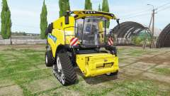 New Holland CR10.90 для Farming Simulator 2017