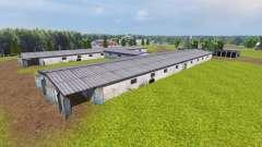Украинский колхоз для Farming Simulator 2013