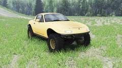 Mazda Miata 4x4 1997