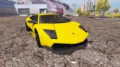 Lamborghini Murcielago LP 670-4 SuperVeloce для Farming Simulator 2013