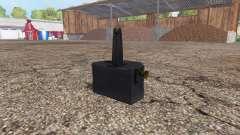 Weight Fendt v2.0 для Farming Simulator 2015
