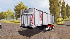 Fliegl TMK 271 Bull semitrailer