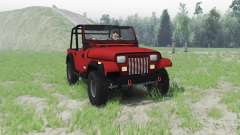 Jeep Wrangler (YJ) 1996