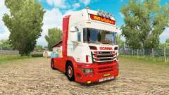 Scania R-series V8 Mulder