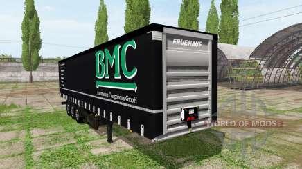 Fruehauf BMC для Farming Simulator 2017
