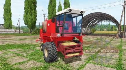 Bizon Z056 Super для Farming Simulator 2017