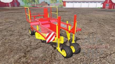 Damcon PL-75 v1.1 для Farming Simulator 2015