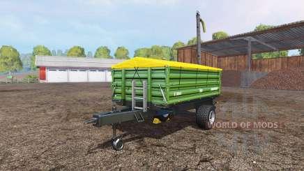 BRANTNER E 8041 seeder для Farming Simulator 2015