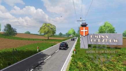 Gorzkowa для Farming Simulator 2013