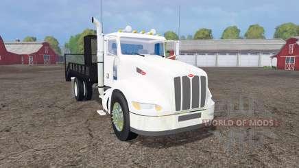 Peterbilt 384 для Farming Simulator 2015