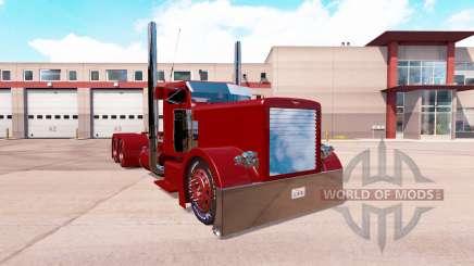 Peterbilt 379 chop top v1.2 для American Truck Simulator