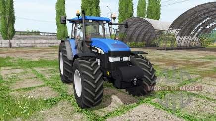 New Holland TM175 для Farming Simulator 2017