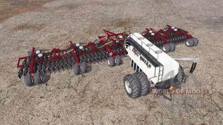 Bourgault 3320-86 PHD Paralink v2.0 для Farming Simulator 2015