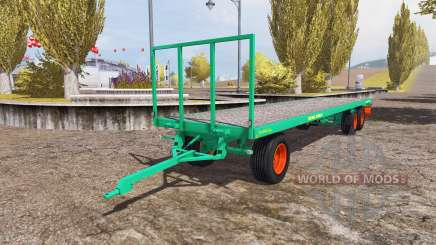 Aguas-Tenias PGRAT v4.5 для Farming Simulator 2013