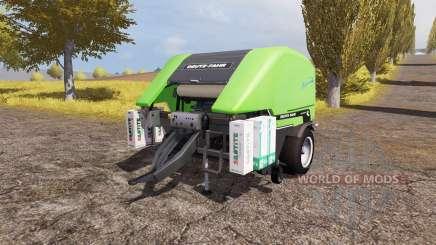 Deutz-Fahr CompacMaster для Farming Simulator 2013