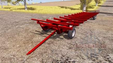 JBM Round Bale для Farming Simulator 2013