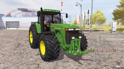 John Deere 8110 для Farming Simulator 2013