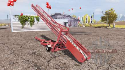 Conveyor belt pack для Farming Simulator 2013