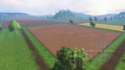 Wolleshof для Farming Simulator 2015