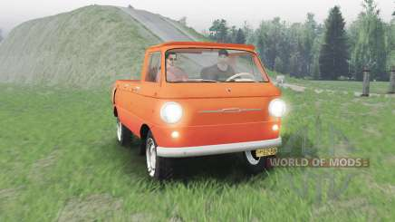 ЗАЗ 971Г v3.0 для Spin Tires
