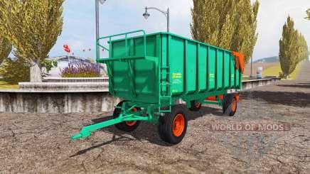 Aguas-Tenias GAT v2.0 для Farming Simulator 2013