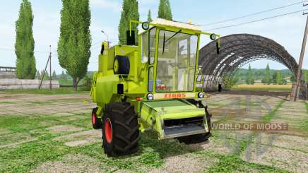 CLAAS Dominator 105 для Farming Simulator 2017