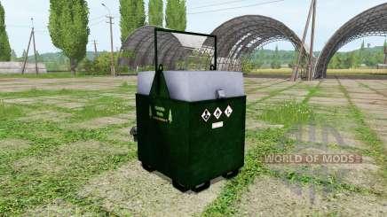 Diesel tank для Farming Simulator 2017