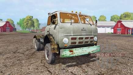 МАЗ 500 для Farming Simulator 2015