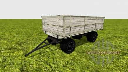 Tipper trailer v1.1 для Farming Simulator 2013
