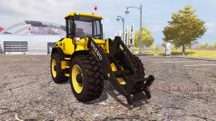 Volvo L50G v2.0 для Farming Simulator 2013