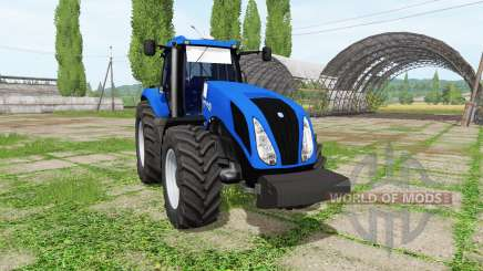 New Holland T8.270 v3.0 для Farming Simulator 2017
