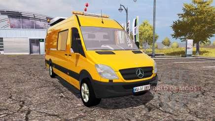 Mercedes-Benz Sprinter 315 CDI (Br.906) для Farming Simulator 2013