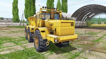Кировец К 701 6x6 удобрение для Farming Simulator 2017