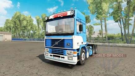 Volvo F16 Nor-Cargo для Euro Truck Simulator 2