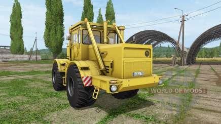 Кировец К 700А v1.1 для Farming Simulator 2017