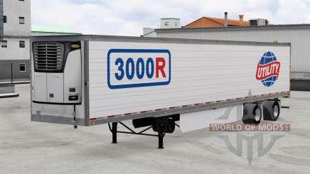 Reefer 3000R Long для American Truck Simulator