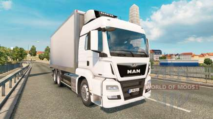 MAN TGS 18.540 Tandem для Euro Truck Simulator 2