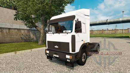 МАЗ 5432 v5.03 для Euro Truck Simulator 2
