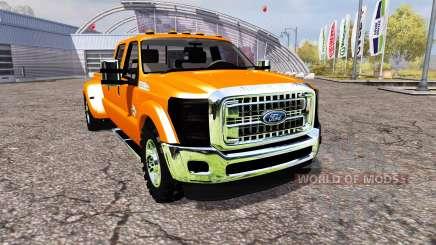 Ford F-450 для Farming Simulator 2013