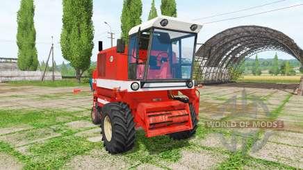 Bizon Z056 для Farming Simulator 2017